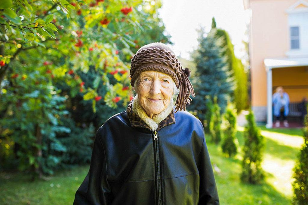 правила определения в дом престарелых
