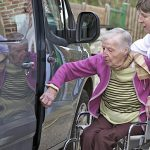 Перевозка в пансионат (от постели до постели) для лежачих и маломобильных