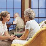 Пансионат для пожилых людей после инфаркта