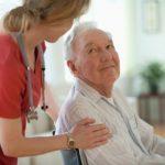Уход за престарелыми с заболеваниями суставов