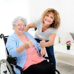 Реабилитация после травм и переломов для пожилых людей в пансионате