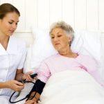 Уход за лежачими больными с пролежнями